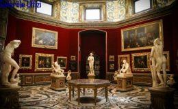 galeriile uffizi - firme romania 365