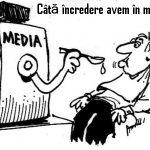 Câtă încredere avem în mass-media?