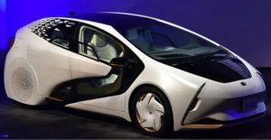 Modelul LQ de la Toyota curata aerul poluat