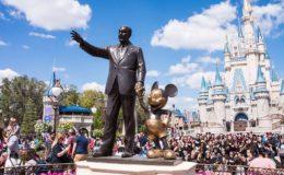 Disney World este un adevarat oras de poveste.