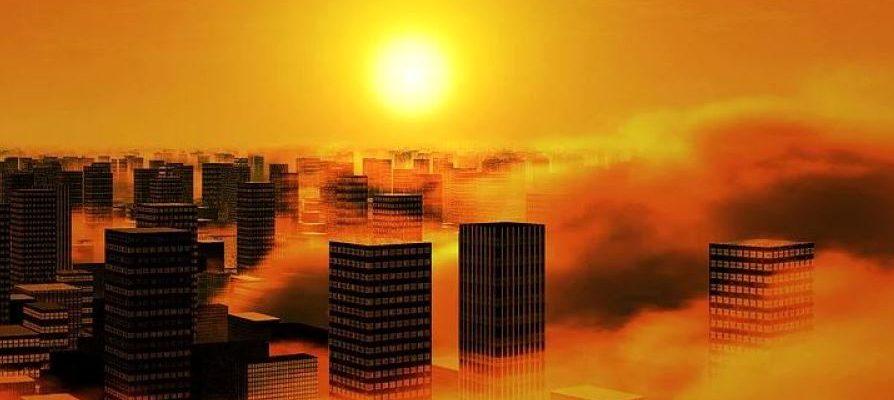 Oras cuprins de poluare